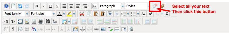 Cómo quitar el diseño web de Word