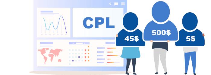 Qué es CPL (Coste por lead)